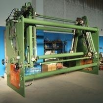WEB STRETCHING UNIT - Mecatex Srl