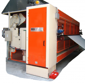 Heat-Bonding Machine mod. TF-200 - Mecatex Srl